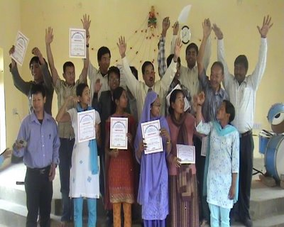 Bible School 2008 in Urlabari