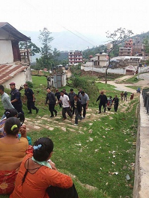 Persecution in Nepal